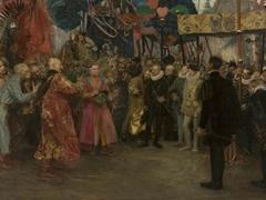Polish envoys before Henry of Valois