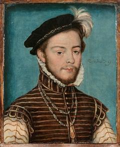 Portait de Jacques de Savoie, duc de Nemours