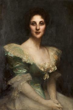 Portrait de Fanny Thérèse Reinach