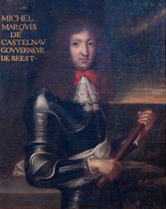 Portrait de Michel de Castelnau gouverneur de Brest