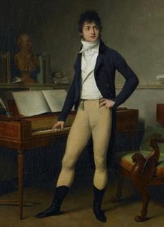 Portrait du compositeur François Adrien Boieldieu