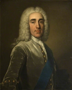 Portrait Of 4th Earl Of Chesterfield (1694-1773)