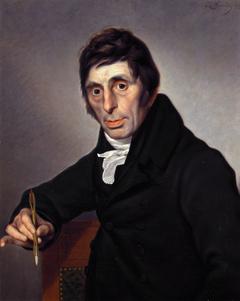 Portrait of Abraham van Strij