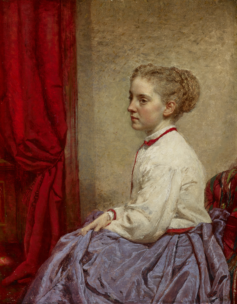 Portrait of Amelia G. Studley