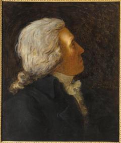 Portrait of Bertrand Barère de Vieuzac