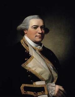 Portrait of Captain Christopher Codrington Bethell