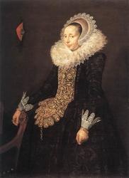 Portrait of Catharina Both