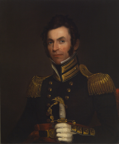 Portrait of Colonel Alexander Smith (1790-1858)