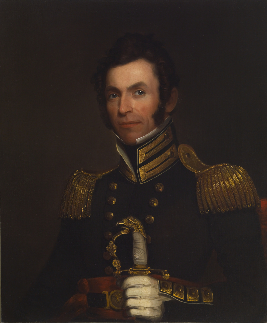 Portrait of Colonel Alexander Smith (1790-1858)