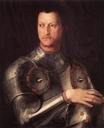 Portrait of Cosimo I de' Medici