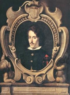 Portrait of Diego Ortiz de Zúñiga