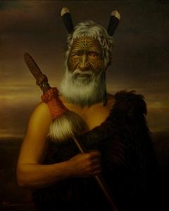 Portrait of Eruera Maihi Patuone