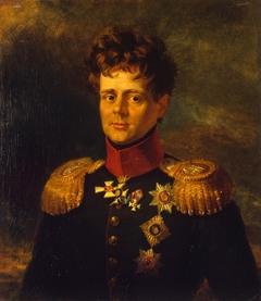 Portrait of Eugene, Prince of Wurttemberg (1787/88-1857)