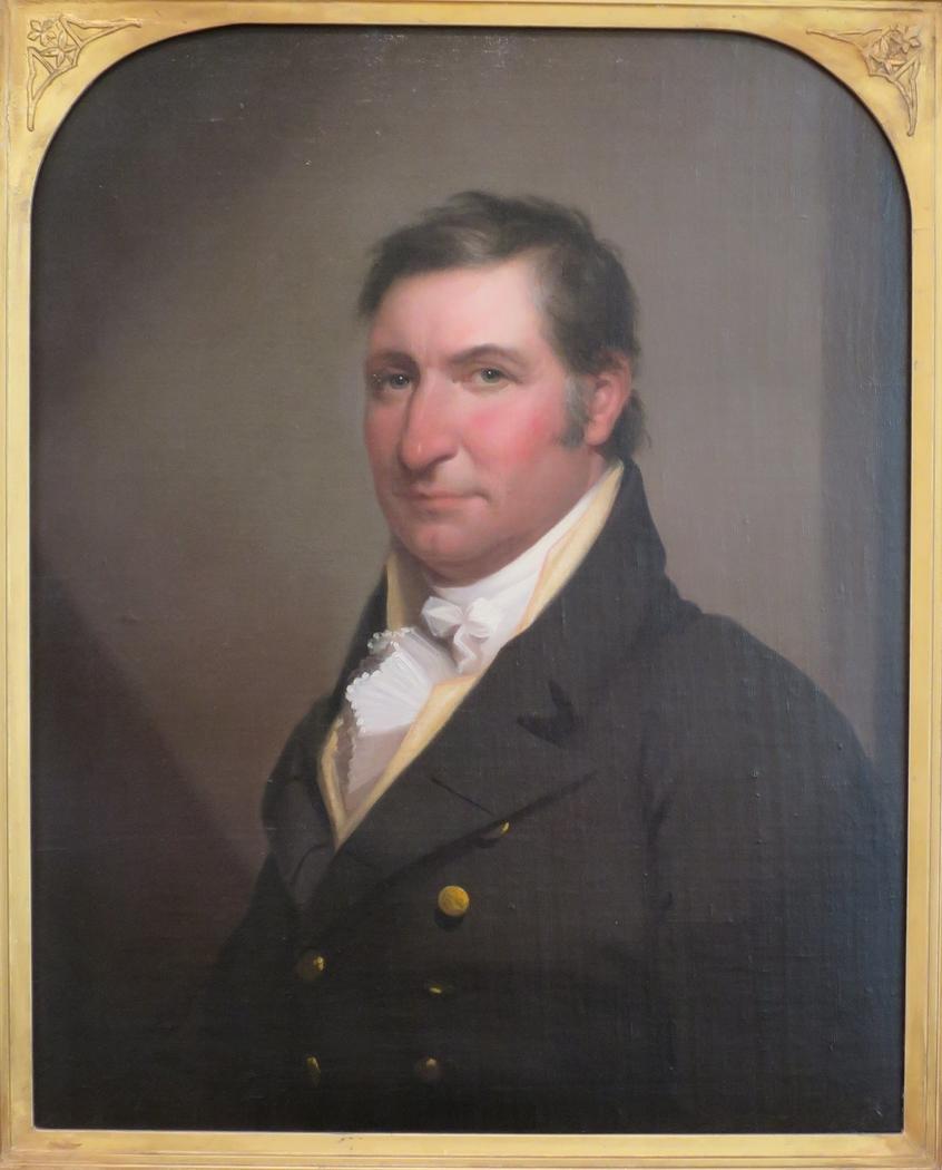 Portrait of General Erastus Root