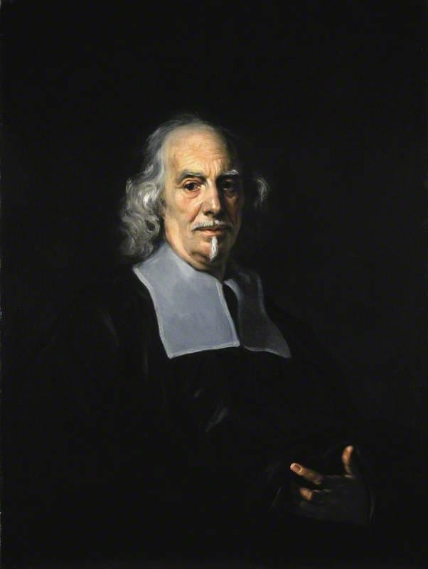 Portrait of Gianlorenzo Bernini (1598 - 1680)