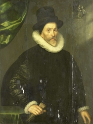 Portrait of Gualtero del Prado