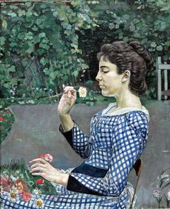 Portrait of Hélène Weiglé