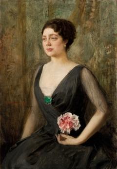 Portrait of Izabela Szembekowa