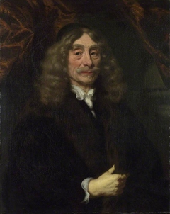 Portrait of Jan de Reus