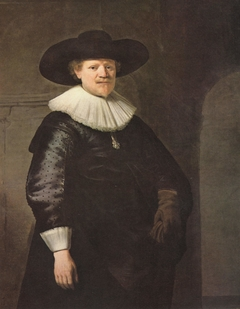 Portrait of Jan Harmensz. Krul