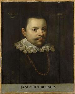 Portrait of Johannes Rutgersius (1589-1625)