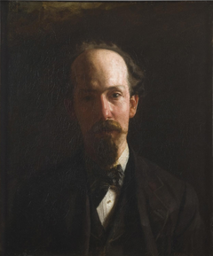 Portrait of Joshua Ballinger Lippincott