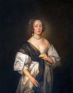 Portrait of Lady Dorothy Dacre