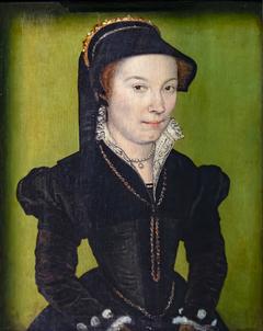Portrait of Lady Janet Brandon, Duchess of Suffolk