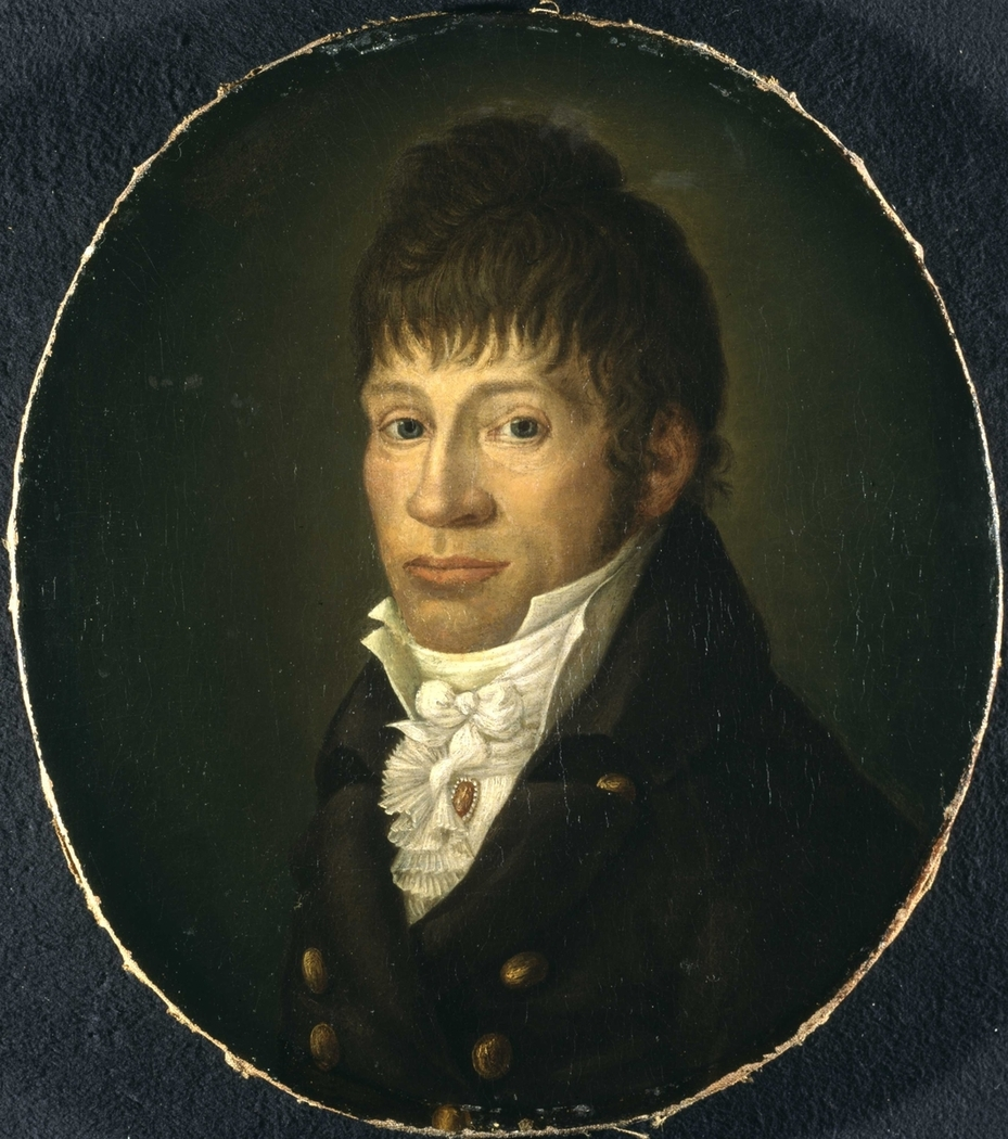 Portrait of Lars Roverud