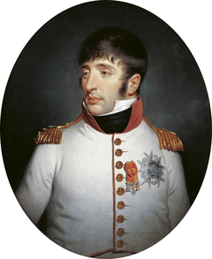 Portrait of Louis Napoleon, King of Holland, at bust length