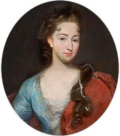 Portrait of Maria van Aerden-Ponderus