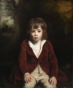 Portrait of Master Bunbury