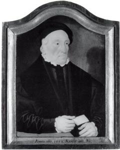 Portrait of Mayor Nakademus