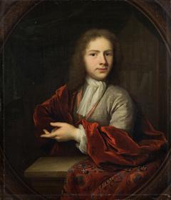 Portrait of Mr. Cornelis Backer (1693-1775)