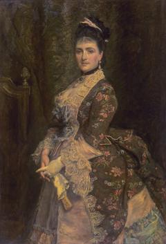 Portrait of Mrs Bischoffsheim