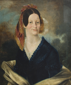 Portrait of Pristella Krasuska née Abraniecka