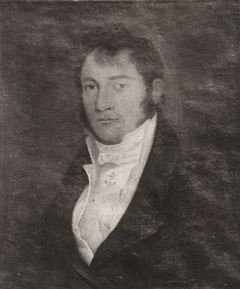 Portrait of privateer captain Paul Andreas Kaald