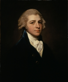 Portrait of Richard Palmer