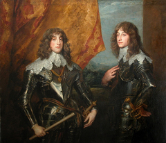 Portrait of the Princes Palatine