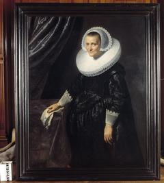 Portret van Anna Heldewier