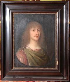 Portret van een onbekende jongeman