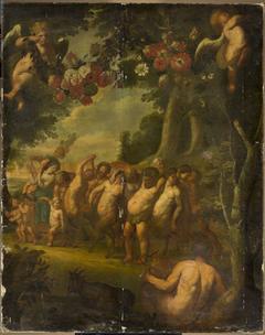 Procession of Bacchus