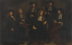 Regents of the Spinner's and New Workhouse, 1699