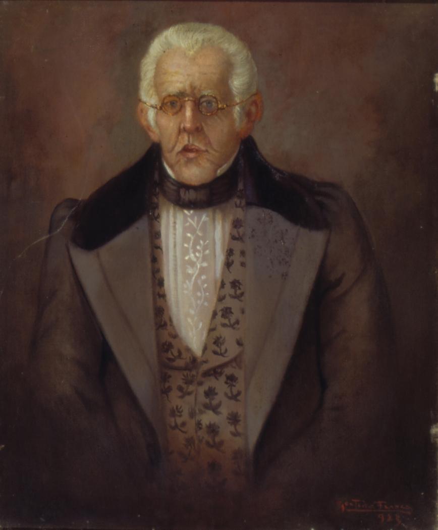 Retrato de Francisco de Paula Camargo