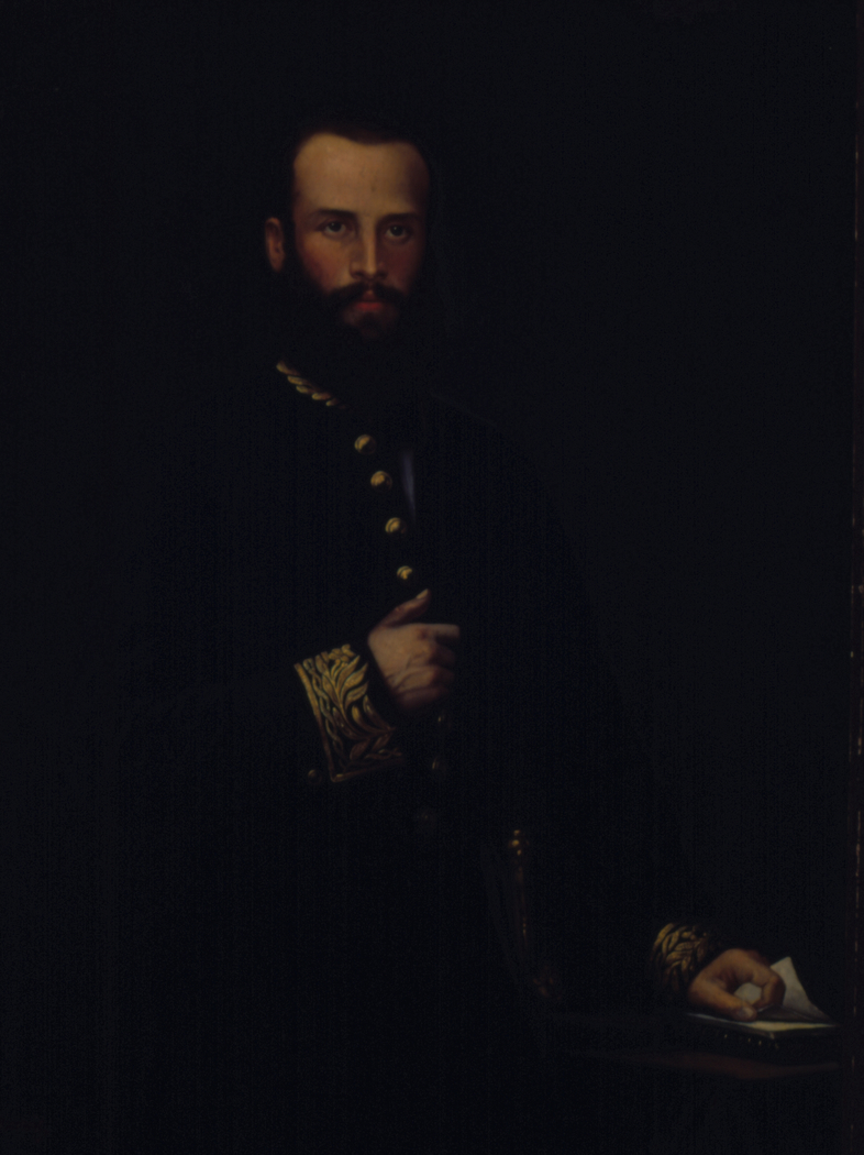Retrato do Conselheiro Bernardo A. Gavião Peixoto