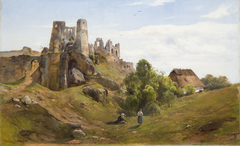 Ruins of Odrzykoń