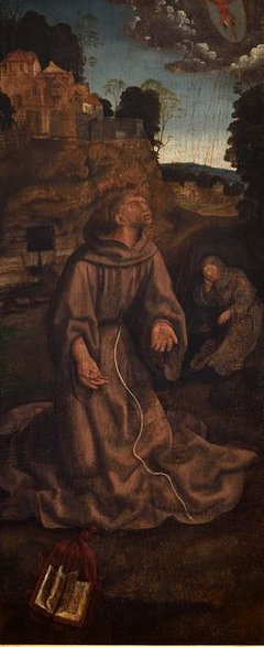Saint Francis of Assisi, Cook Triptych