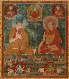 Sakyasri and the Lostsawa of Trophu