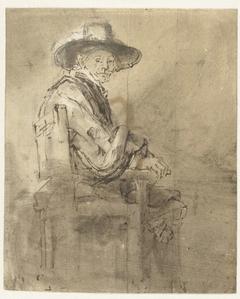 Seated Syndic: Jacob van Loon