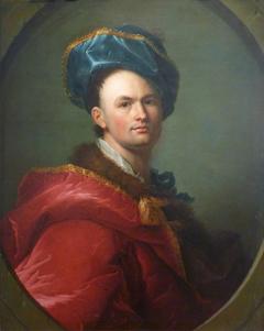 Self Portrait with Beret